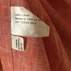 haspel Shirts - HASPEL Men's 100% linen Button down New Orleans